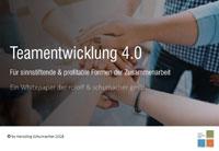 Teamentwicklung 4.0