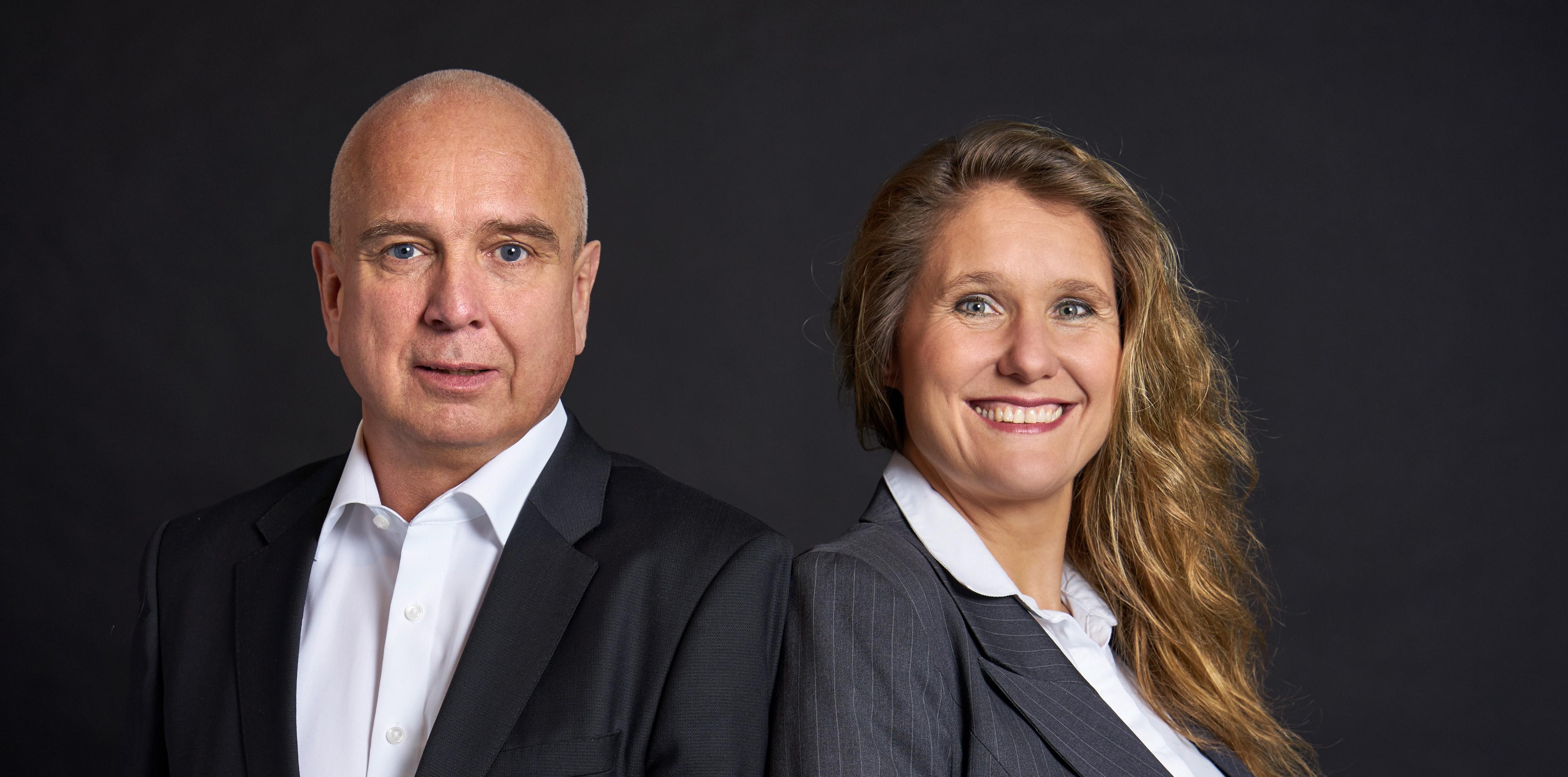HansJörg Schumacher und Frauke Roloff, Organisationsentwicklung